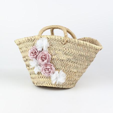 Ψάθινη τσάντα ΛΠΡ7